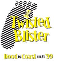 Hood to Coast Tshirt Design